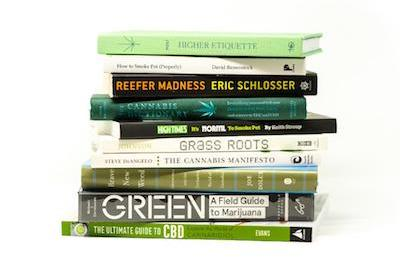 The Best Weed Reads To Build Your Cannabis Library