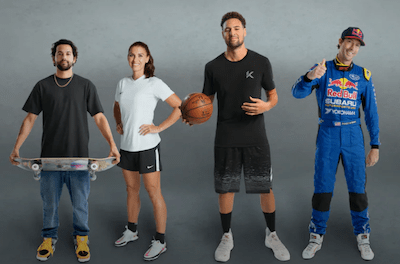 TRAVIS PASTRANA AND OTHERS LAUNCH ATHLETE-OWNED CBD BRAND