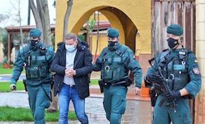 Seville Police Seize 1200 Kilos of Hashish in Massive Operation