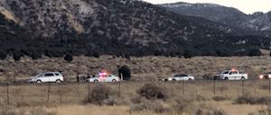 Utah: Fugitive arrested after allegedly fleeing scene of traffic stop, running across I-15