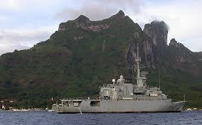 French vessel seizes hashish worth $8m