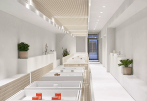 "Blog To Says Toronto's Newest Cannabis Store ""Looks Like A Scandanavian Bathroom!"""