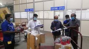 Hashish and meth crystals seized at Chennai airport