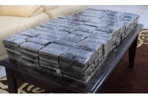 Libya:  Ministry Of Interior seizes over 40KG of Hashish in Ajaylat
