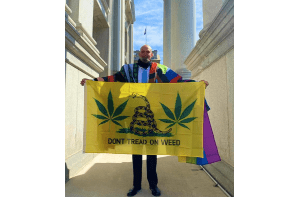 When They Told Fetterman To Take His Flags Down – People Just Sent Him More – Even From Australia