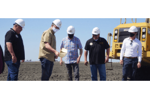 Fresno County's 1st Commercial Cannabis Grow Breaks Ground