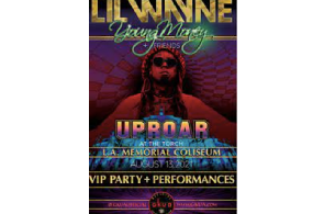 Lil Wayne Inks Deal To Bring 4/20 Parties To L.A. Coliseum