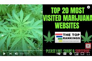 Top 20 Most Visited Marijuana Websites 2021