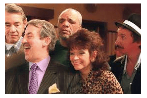 Only Fools and Horses star Paul Barber admits to getting stoned with 'Trigger' whilst filming xmas episode