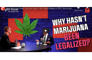 Cannabis may finally become legal in the United States in 2021. But is today's pot too strong?