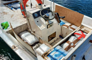 Albania: Vlora Man Arrested With 400 Kilos of Weed