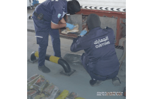 Saudi Arabia: Zakat, Tax, Customs foil two attempts to smuggle over 306 kg of hashish