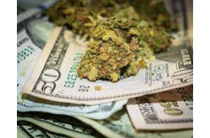 The US cannabis industry's one big problem: Too much cash
