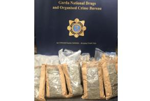 Ireland: €1.35m cannabis seizure