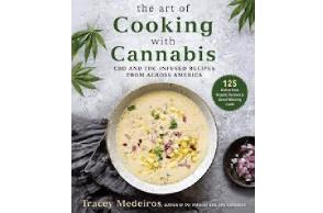 New cannabis cookbook presents 125 culinary treats