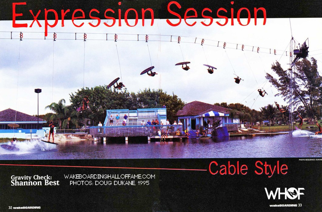 Flying Indian Shannon Best Quiet Waters cable park, wakeboarding