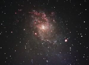 M33 - Triangulum Galaxy (PinWheel)