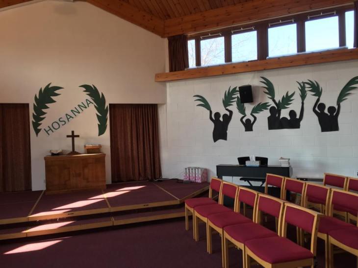 Palm Sunday 1