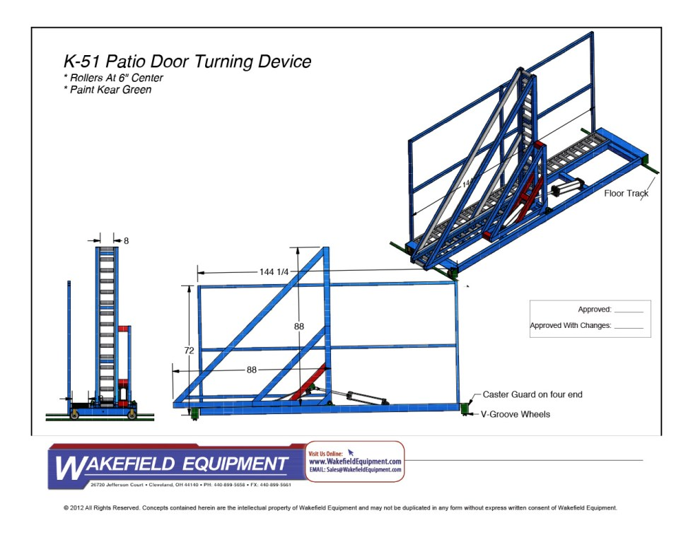 Rotator Conveyor 2 CAD
