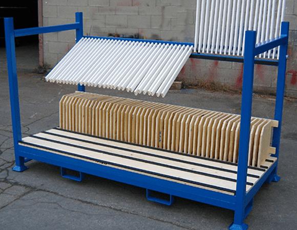 Stackable Racks For Ig Units Wakefield Equipment