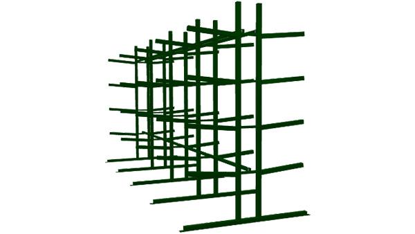 Stationary Extrusion Racks