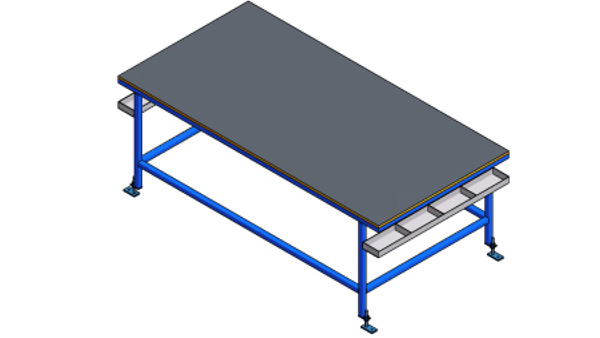 Tilt Work Tables