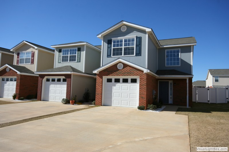 Wakefield Subdivision  3 bedroom 2 bath 2story townhome sales information for buyers