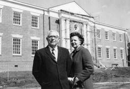 George and Kathleen Mackie