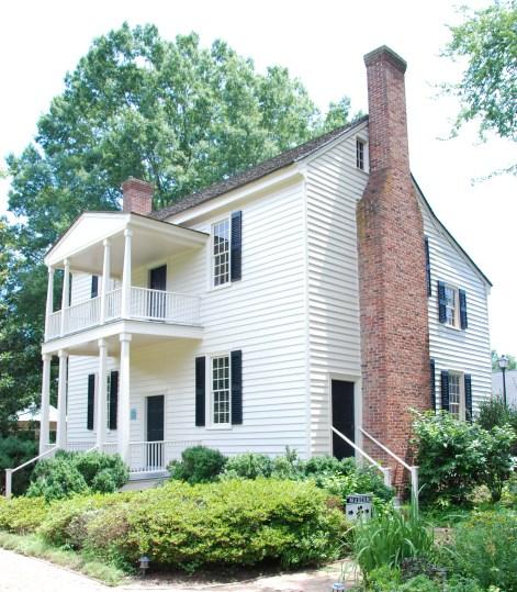 The Calvin Jones House