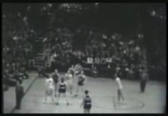 WFC 1947 Basketball Capture