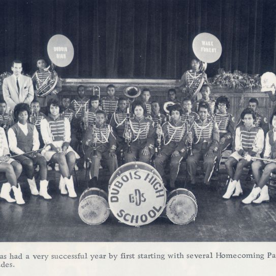 1965 DuBois Band