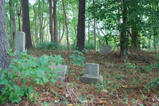 Friendship Chapel, Historic Cemetery