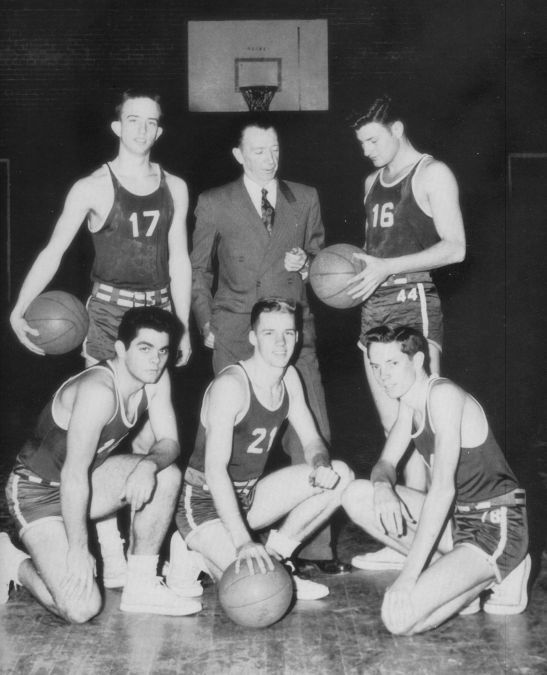 1955 Basketball