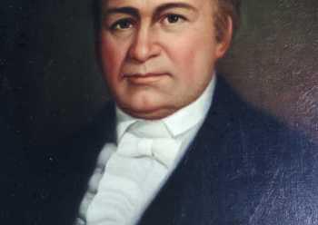 Portrait of Calvin Jones