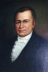 Portrait of Calvin Jones