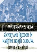Cover of The Waterman's Song by David Cecelski.