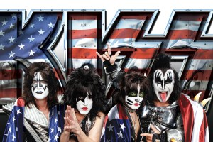 KISS Rips Colin Kaepernick, Supports Veterans