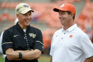Wake Forest vs. Clemson: The Good, The Bad, and The Ugly