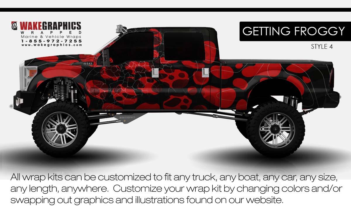 truck wraps kits vehicle