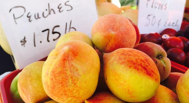 Ball Berries & Produce Peaches