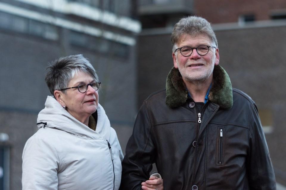 Jean en Rika in het portret van Drachten door fotograaf Jeffrey Wakanno