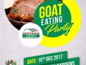 optiven December goat eating party