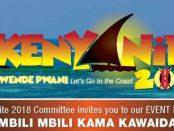 KenyaNite 2018 events