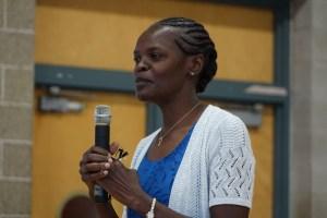 Rev. Florence Juma