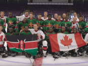 Kenya Hockey team, Ice Lions