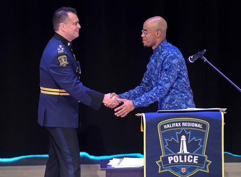 Halifax police apology to black community