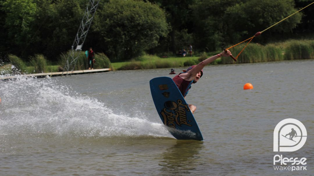 Wakeboard Châteaubriant : apprendre et pratiquer le wakeboard près de Châteaubriant