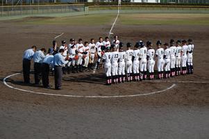 春季四国地区高等学校野球大会愛媛県大会・南予地区予選