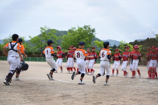 第26回春季中四国大会・1回戦でのマルコメ1号の結果