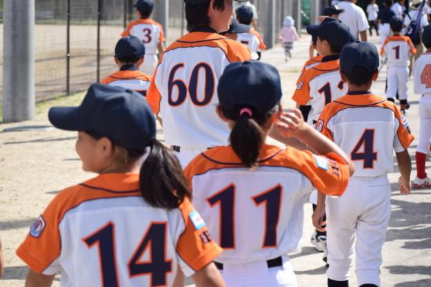 クレラップちゃん、少年野球の大会で役に立ったかな?